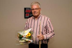 Andries Wiegmink Driebanden Kampioen 2010 - 2011.