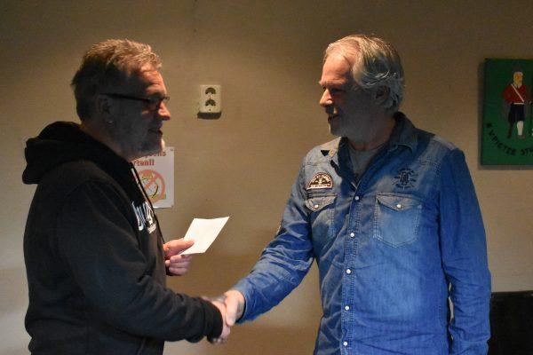 Tammo van Vishandel Tammenga en Piet Brandsma Kampioen Driebanden